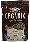 Castor & Pollux Organix Chicken Flavored Dog Cookies, 12 Ounce Package