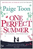 Paige Toon By Paige Toon - One Perfect Summer