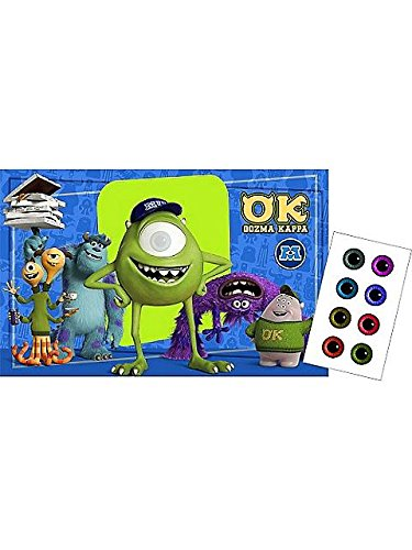 Disney Pixar Monsters University Party Game - 1