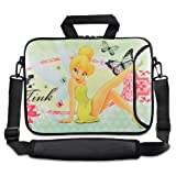 ChaoDa Fairy elves 13″ 13.3″ inch Notebook Laptop Shoulder Case Carrying Bag for Apple Macbook pro 13/Macbook Air 13/Samsung/DELL XPS inspiron/HP/TOSHIBA 830/SONY SD4/ASUS B23/ACER/LENOVO Thinkpad X1/GATEWAY
