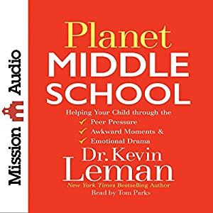 Planet Middle School Audiobook