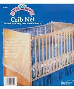 BabyKing Crib Net