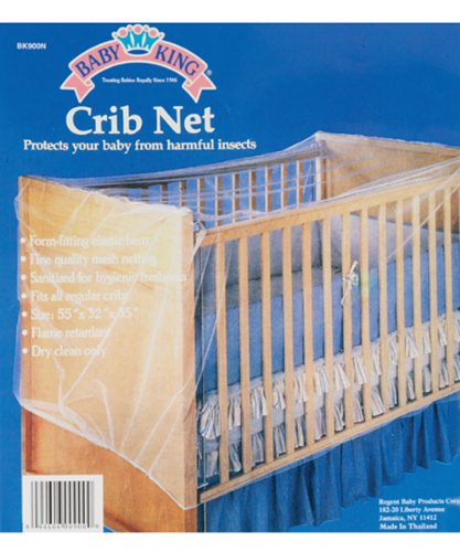 BabyKing Crib Net