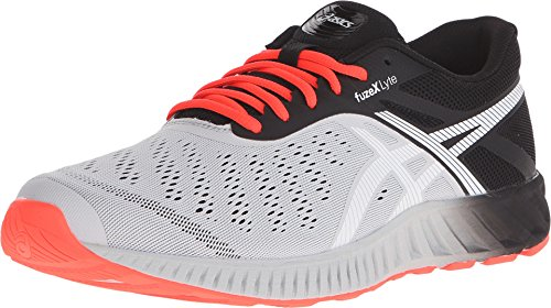 asics-mens-fuzex-lyte-running-shoe-light-grey-white-flash-coral-12-m-us