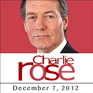 Charlie Rose: Gustavo Dudamel, December 07, 2012 Radio/TV Program