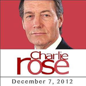 Charlie Rose: Gustavo Dudamel, December 07, 2012 | [Charlie Rose]
