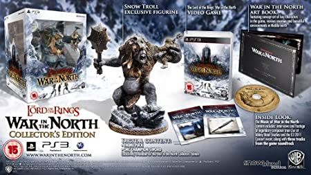 Lord of the Rings: War in the North - Collector's Edition (PS3)