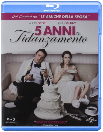 5 anni di fidanzamento [Blu-ray] [IT Import]