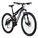 Diamondback Bicycles Recoil 29er Complete READY RIDE Full Suspension Mountain Bike, 20