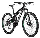 "Diamondback Bicycles Recoil 29er Complete READY RIDE Full Suspension Mountain Bike, 20""/Large Black"