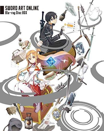 ソードアート・オンライン Blu-ray Disc BOX(完全生産限定版)