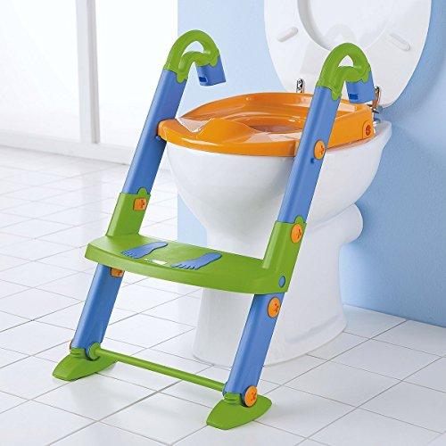 3-in-1 Toilet Trainer Potty Toilet Seat kids child baby potty toilet seat mat baby potty training chair portable travel toilet 1 piece