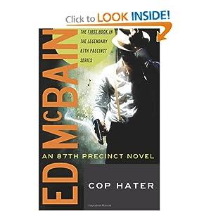 Cop Hater (87th Precinct) Ed McBain