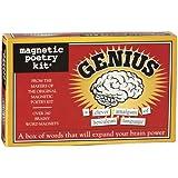Magnetic Poetry Genius Kit