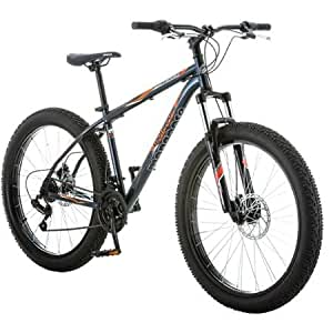 "Amazon.com : 27.5+"" Mongoose Terrex Men's Bike : Sports & Outdoors"