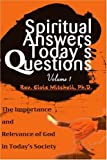 img - for Spiritual Answers / Today's Questions book / textbook / text book