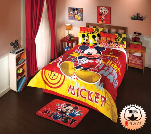 Mickey Mouse Comforter Twin front-511188