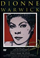 Dionne Warwick - Live Concert / Don't Make Me Over [DVD]
