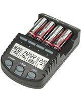 Technoline Product BC 700-BLI Chargeur de pile rechargeable pour NiCd/NiMH Noir
