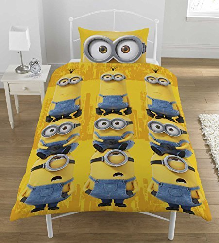 Despicable Me Minion Singolo Set Copripiumino