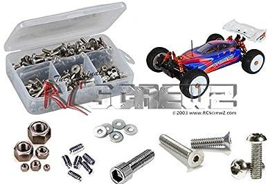 RCScrewZ DHK Hobby Optimus XL Stainless Steel Screw Kit #dhk001