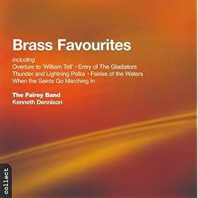 Jocelyn, Op. 100 (arr. for trombone and brass band): Berceuse de Jocelyn (Angels guard thee) (arr. for trombone and brass band)