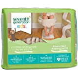 Seventh Generation Training Pants, 3T/4T Size, 22 Count (Pack of 4)