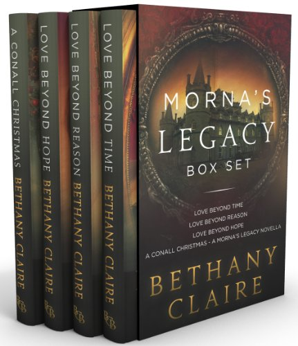 Morna's Legacy Series by Bethany Claire ebook deal