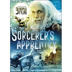 The Sorcerer's Apprentice / Merlin: The Return / The Magic Door / The Magic Sword