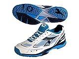 ディアドラ(DIADORA) テニスシューズ スピードプロ ME II AG 160571-0634 0634:ホワイト×ブルーFL 26.5