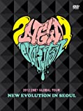 2012 2NE1 GLOBAL TOUR - NEW EVOLUTION IN SEOUL (DVD2枚組)