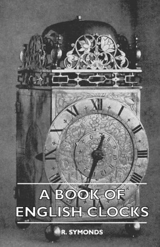 A Book Of English Clocks