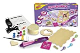 Joustra - 41151 - Kit de recreación creativa - Scrapbooking pyrogravure