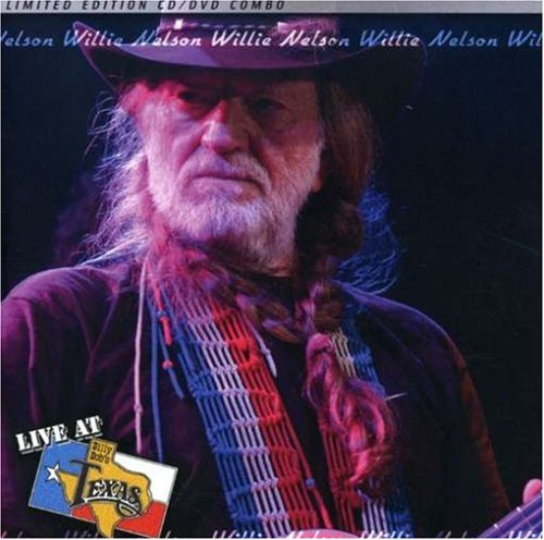 Willie Nelson -  Live at Billy Bob's Texas (Limited Edition DVD/CD Combo)