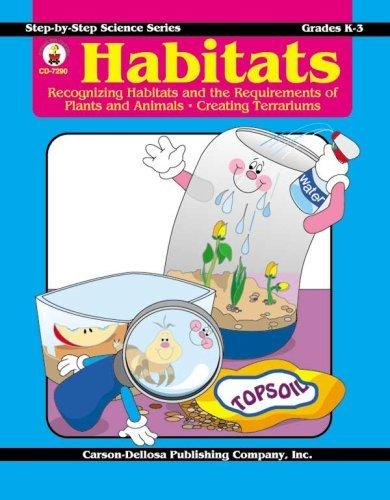 Habitats Grades K-3 - 1