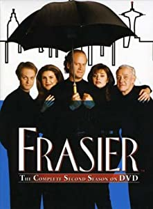 Frasier: The Complete Second Season by Paramount