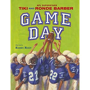 Game Day (Paula Wiseman Books)