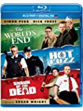 World's End / Hot Fuzz / Shaun of the Dead Trilogy [Blu-ray]