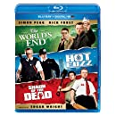 The World's End / Hot Fuzz / Shaun of the Dead Trilogy [Blu-ray]