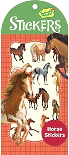 Peaceable Kingdom Horses Sticker Pack