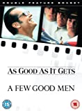 As Good As It Gets/A Few Good Men [DVD] [2007]