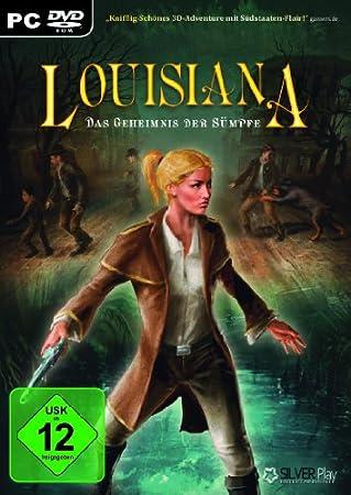Louisiana: Das Geheimnis der Sümpfe (PC)