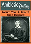 AmblesideOnline Poetry, Year 4, Term...