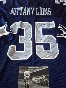 Joe Paterno Signed Penn State Nittany Lions Jersey