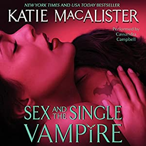 Sex and the Single Vampire Audiobook