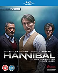 Hannibal - Season 1-3 [Blu-ray]