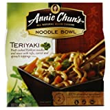 Annie Chuns Teriyaki Noodle Bowl, 7.8-Ounce Bowls (Pack of 6)
