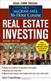 img - for By Jack Cummings: The McGraw-Hill 36-Hour Course: Real Estate Investment, Second Edition (McGraw-Hill 36-Hour Courses) Second (2nd) Edition book / textbook / text book
