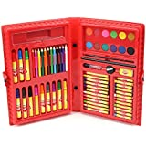 Sky Kidz 67 Pcs Art Set Mitashi Colour Collection (67 Pcs) Colouring Pens Sketch Pen Color Set Kit ORIGINAL 5+ SAFE For CHILDREN + Sketch Pen Color Set