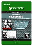 GTA V Megalodon Shark Cash Card - Xbox One [Digital Code]